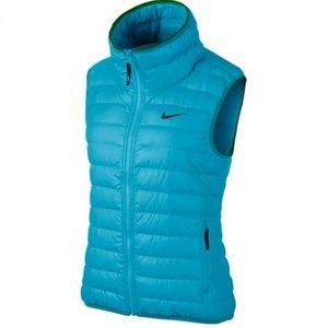 Nike Women's Victory 550 Down-Fill Vest Size M